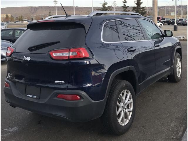 2014 Jeep Cherokee North (Stk: 180428A) in Cochrane - Image 5 of 18