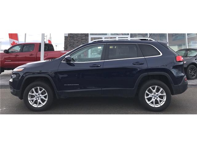 2014 Jeep Cherokee North (Stk: 180428A) in Cochrane - Image 8 of 18