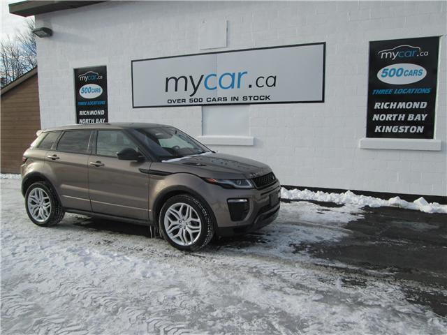 2016 Land Rover Range Rover Evoque HSE DYNAMIC (Stk: 181844) in Richmond - Image 2 of 14
