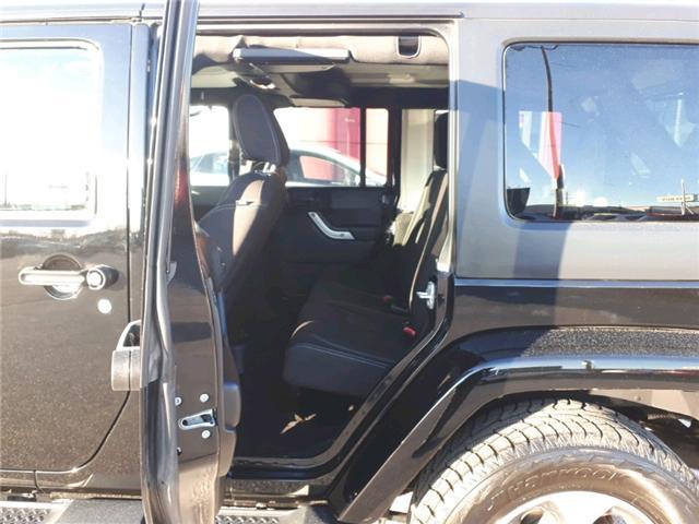 2018 Jeep Wrangler JK Unlimited Sahara (Stk: JL873568) in Sarnia - Image 15 of 19