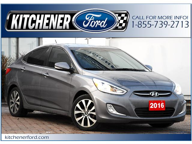 2016 Hyundai Accent SE (Stk: 8E7970A) in Kitchener - Image 1 of 4