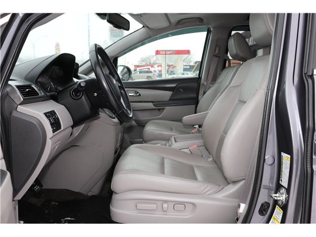 2015 Honda Odyssey Touring (Stk: P36016) in Saskatoon - Image 11 of 27