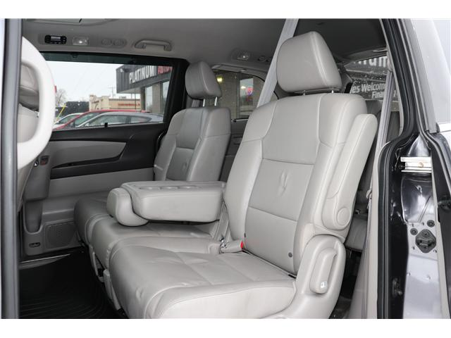 2015 Honda Odyssey Touring (Stk: P36016) in Saskatoon - Image 27 of 27