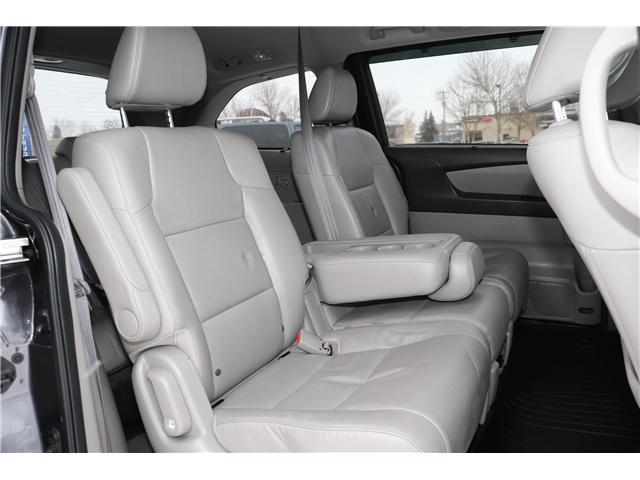 2015 Honda Odyssey Touring (Stk: P36016) in Saskatoon - Image 26 of 27