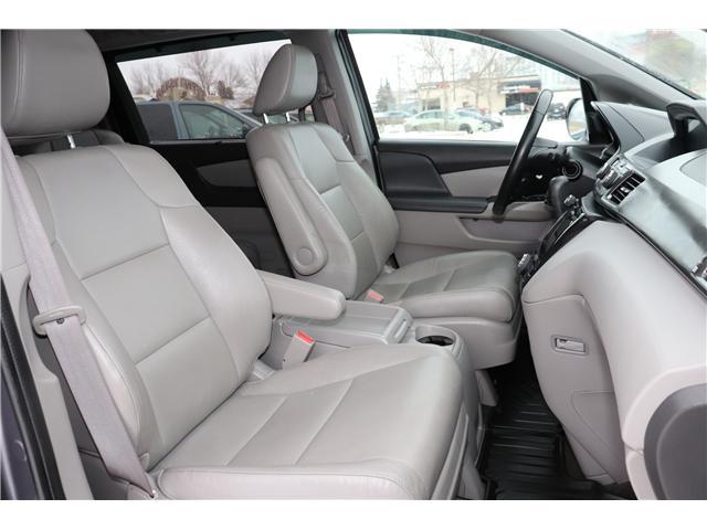 2015 Honda Odyssey Touring (Stk: P36016) in Saskatoon - Image 12 of 27