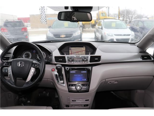 2015 Honda Odyssey Touring (Stk: P36016) in Saskatoon - Image 13 of 27