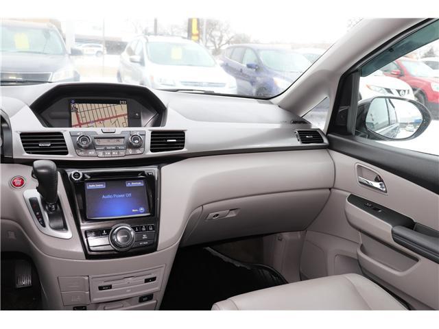 2015 Honda Odyssey Touring (Stk: P36016) in Saskatoon - Image 15 of 27