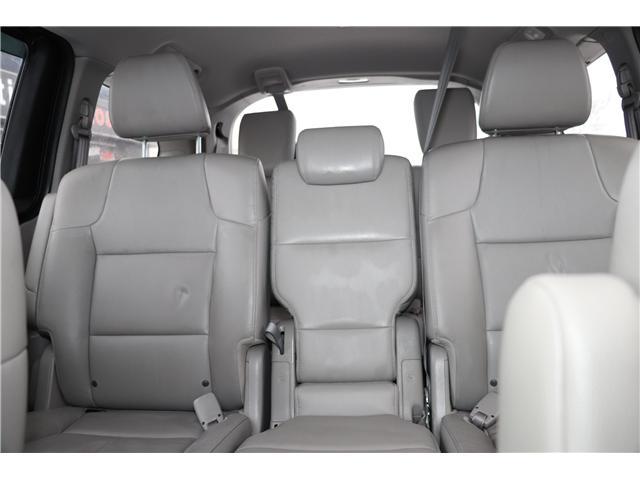 2015 Honda Odyssey Touring (Stk: P36016) in Saskatoon - Image 25 of 27
