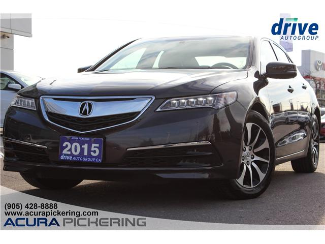 2015 Acura TLX Base (Stk: AP4734) in Pickering - Image 1 of 27