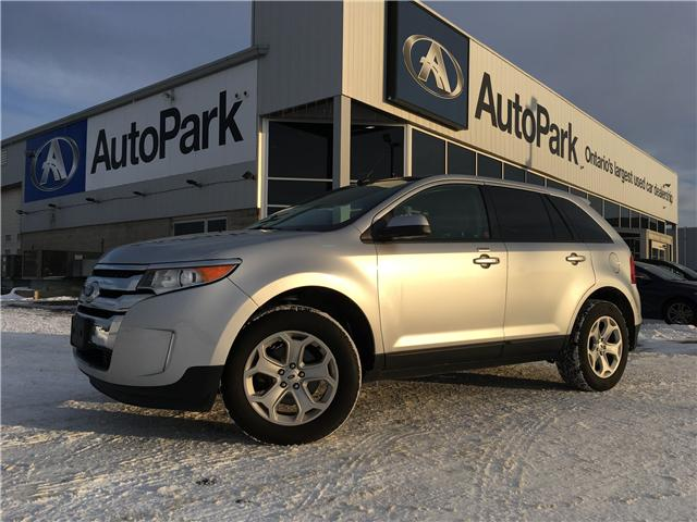 2014 Ford Edge SEL (Stk: 14-19729MB) in Barrie - Image 1 of 29