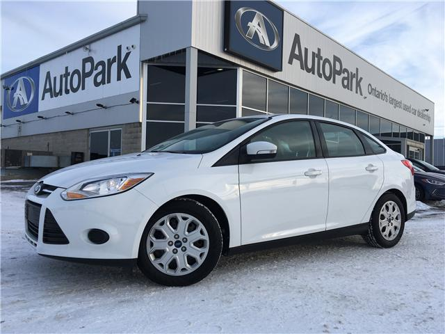 2014 Ford Focus SE (Stk: 14-64576JB) in Barrie - Image 1 of 24