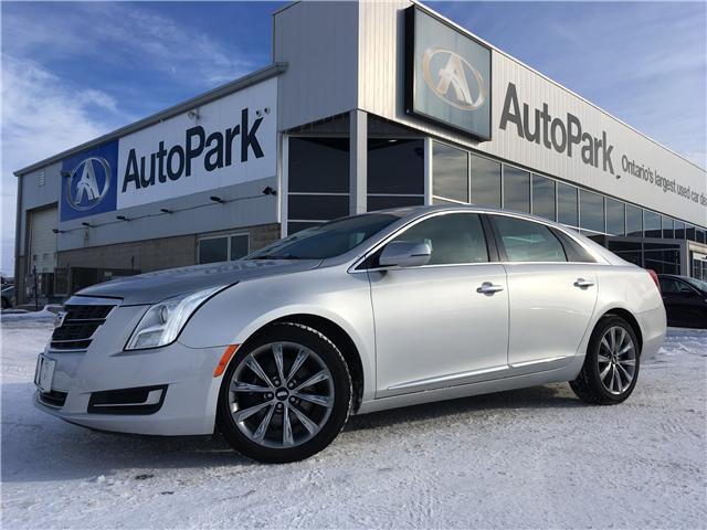 2017 Cadillac XTS Base (Stk: 17-11798RJB) in Barrie - Image 1 of 27