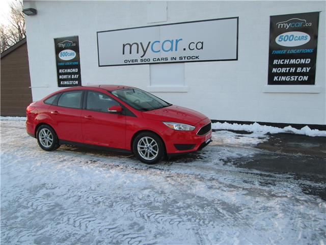 2015 Ford Focus SE (Stk: 182042) in Richmond - Image 2 of 13