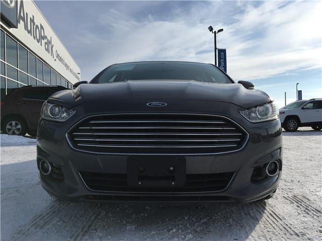 2016 Ford Fusion Titanium (Stk: 16-81841JB) in Barrie - Image 2 of 28