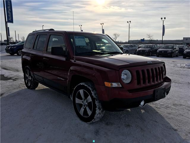 2016 Jeep Patriot Sport/North (Stk: 16-71481JB) in Barrie - Image 3 of 26