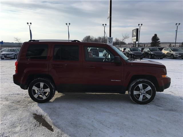 2016 Jeep Patriot Sport/North (Stk: 16-71481JB) in Barrie - Image 4 of 26