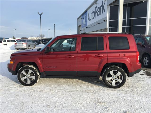 2016 Jeep Patriot Sport/North (Stk: 16-71481JB) in Barrie - Image 8 of 26