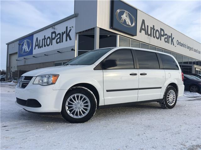 2015 Dodge Grand Caravan SE/SXT (Stk: 15-14082T) in Barrie - Image 1 of 24