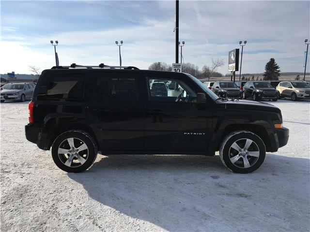 2016 Jeep Patriot Sport/North (Stk: 16-39693JB) in Barrie - Image 4 of 27