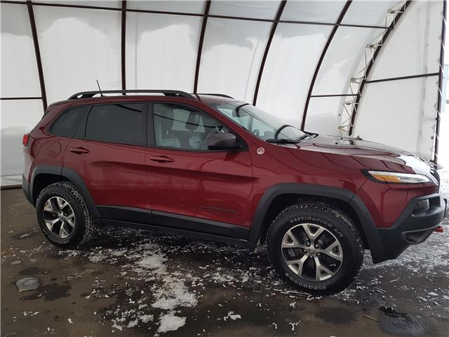 2016 Jeep Cherokee Trailhawk (Stk: 1911901) in Thunder Bay - Image 2 of 18
