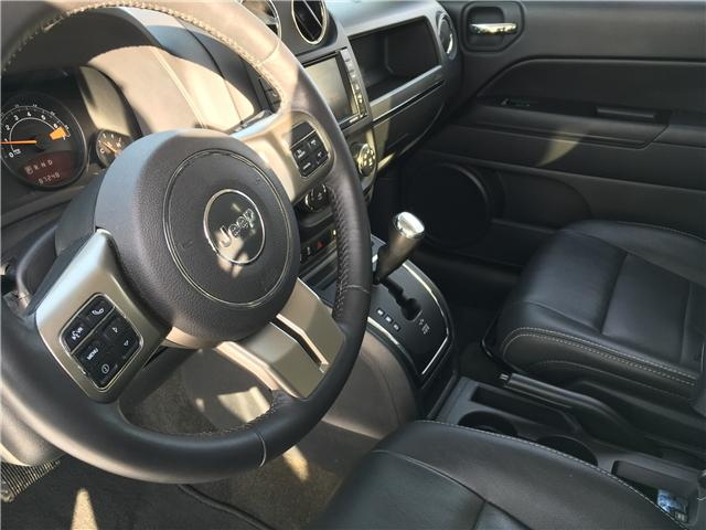 2016 Jeep Patriot Sport/North (Stk: 16-39693JB) in Barrie - Image 15 of 27