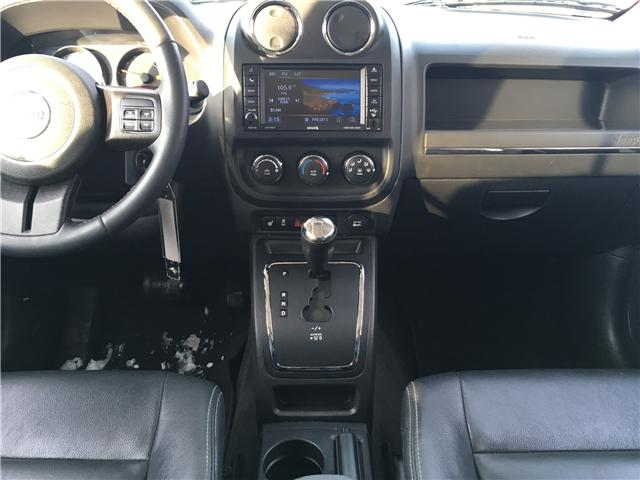 2016 Jeep Patriot Sport/North (Stk: 16-71481JB) in Barrie - Image 24 of 26