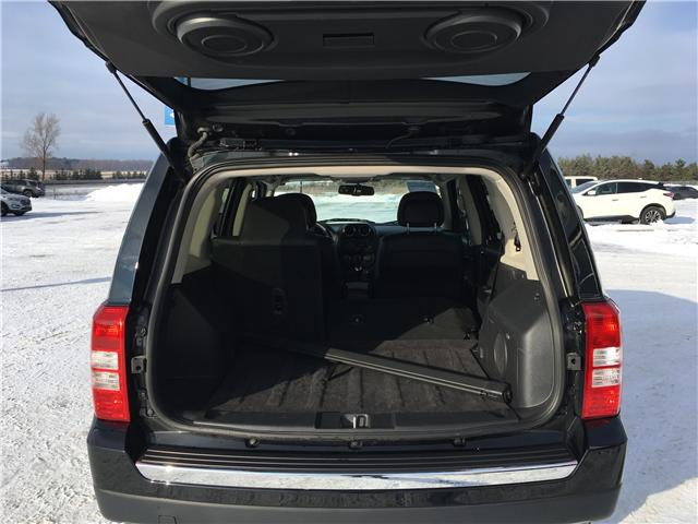 2016 Jeep Patriot Sport/North (Stk: 16-39693JB) in Barrie - Image 18 of 27