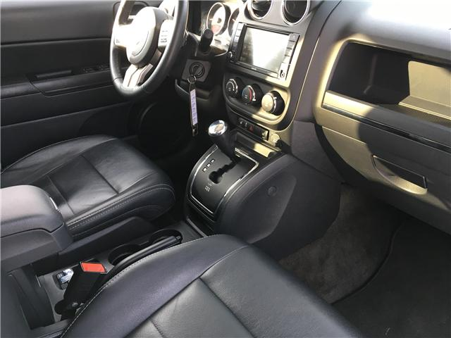 2016 Jeep Patriot Sport/North (Stk: 16-39693JB) in Barrie - Image 20 of 27