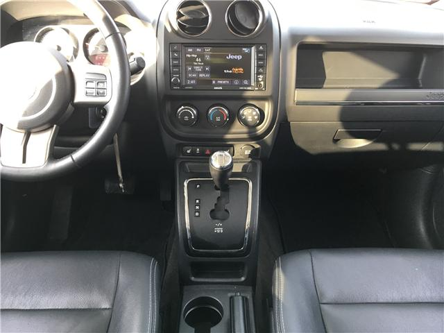 2016 Jeep Patriot Sport/North (Stk: 16-39693JB) in Barrie - Image 24 of 27