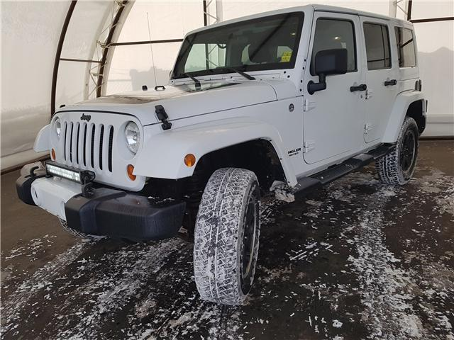 2012 Jeep Wrangler Unlimited Sahara (Stk: 1815022) in Thunder Bay - Image 1 of 4