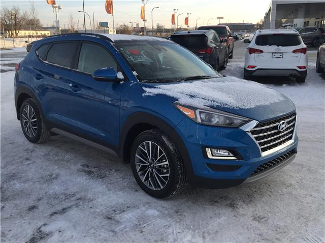2019 Hyundai Tucson Luxury (Stk: 39103) in Saskatoon - Image 1 of 21