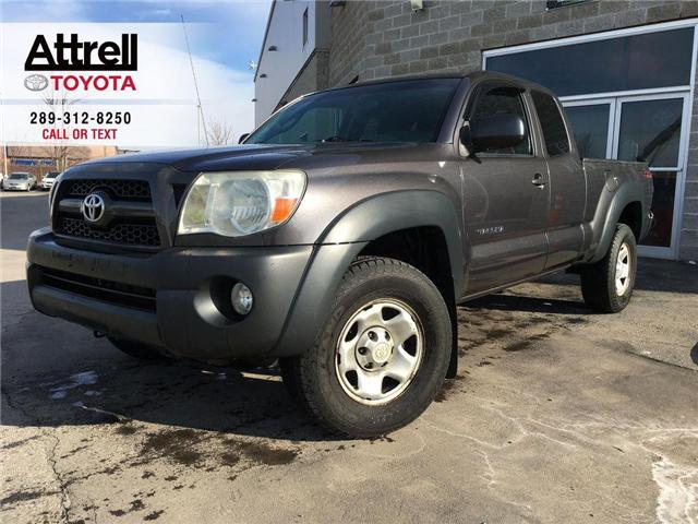 2011 Toyota Tacoma 4WD TRD SPORT ACCESS CAB FOG LAMPS, TINT, HITCH, A (Stk: 42932XA) in Brampton - Image 1 of 24