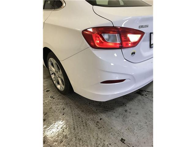 2017 Chevrolet Cruze Premier Auto (Stk: 600676) in Milton - Image 27 of 30