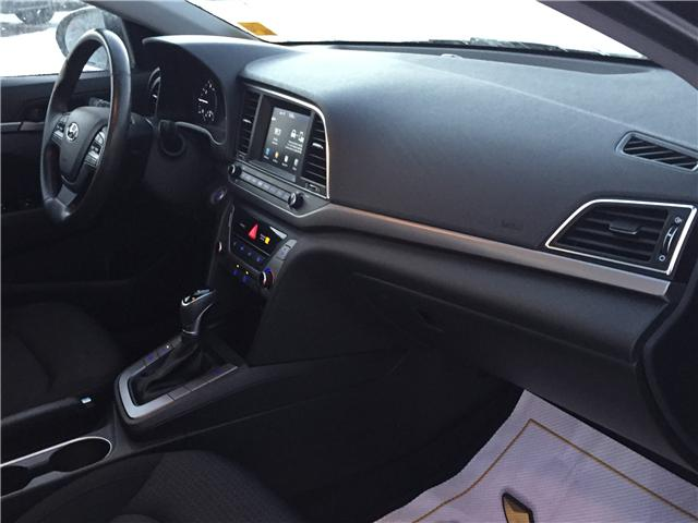 2018 Hyundai Elantra GL SE (Stk: B7181) in Saskatoon - Image 16 of 24