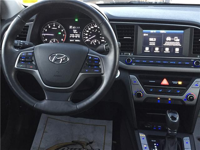 2018 Hyundai Elantra GL SE (Stk: B7181) in Saskatoon - Image 17 of 24