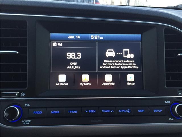 2018 Hyundai Elantra GL SE (Stk: B7181) in Saskatoon - Image 20 of 24