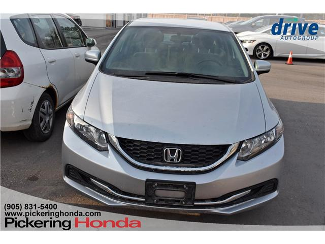 2014 Honda Civic LX (Stk: P4622) in Pickering - Image 2 of 3
