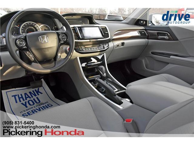2016 Honda Accord Touring (Stk: P4455) in Pickering - Image 2 of 26