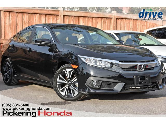 2016 Honda Civic EX-T (Stk: P4604) in Pickering - Image 1 of 25
