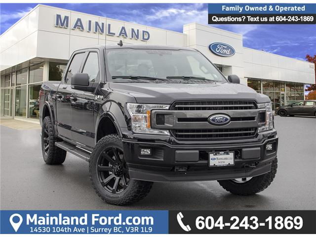 2018 Ford F-150 XLT (Stk: 8F14883) in Surrey - Image 1 of 30