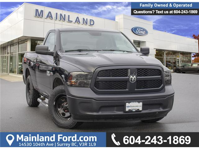 2014 RAM 1500 ST (Stk: 8F18638A) in Surrey - Image 1 of 21