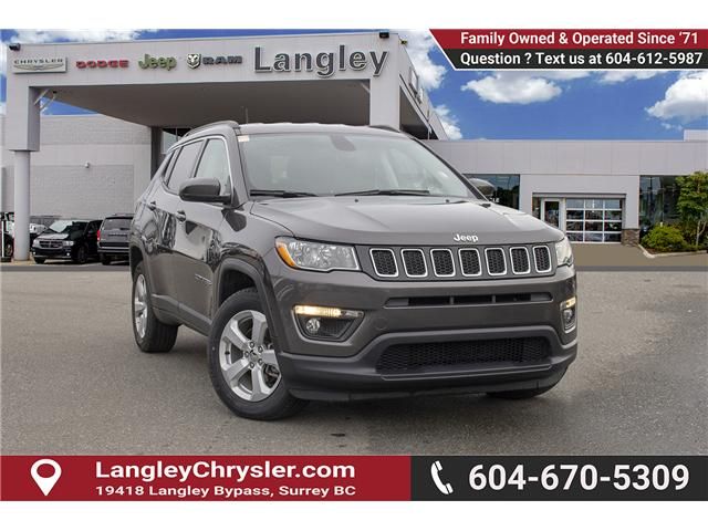 2018 Jeep Compass North (Stk: EE900230) in Surrey - Image 1 of 26