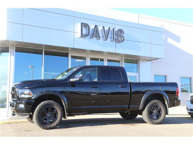 2014 RAM 3500 Laramie (Stk: 170552) in Medicine Hat - Image 1 of 8