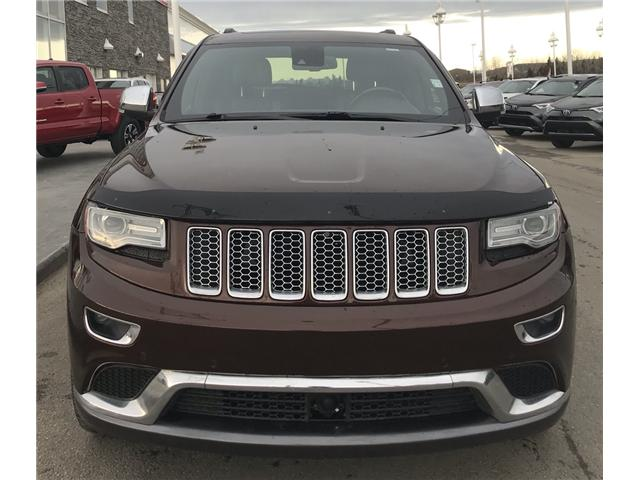 2014 Jeep Grand Cherokee Summit (Stk: 190049A) in Cochrane - Image 2 of 19