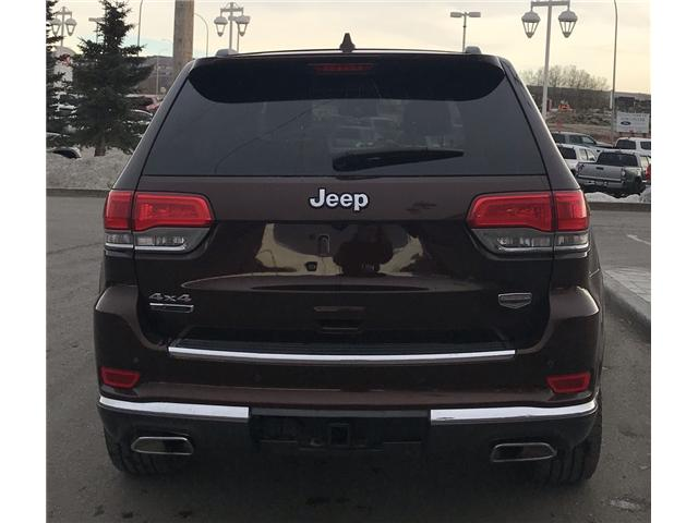 2014 Jeep Grand Cherokee Summit (Stk: 190049A) in Cochrane - Image 6 of 19