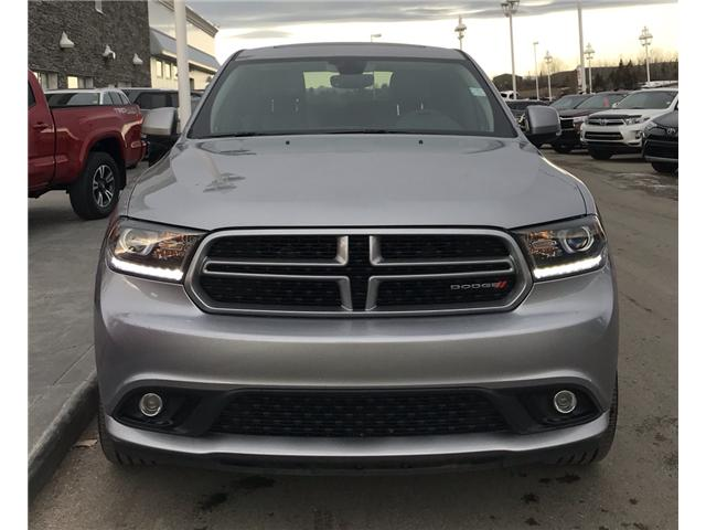 2018 Dodge Durango GT (Stk: 2780) in Cochrane - Image 2 of 23