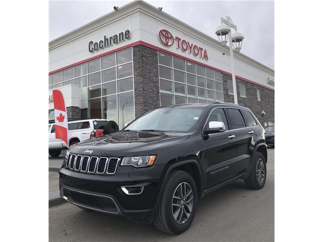 2018 Jeep Grand Cherokee Limited (Stk: 2781) in Cochrane - Image 1 of 20