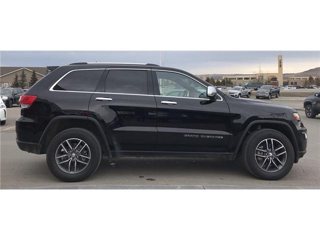 2018 Jeep Grand Cherokee Limited (Stk: 2781) in Cochrane - Image 4 of 20