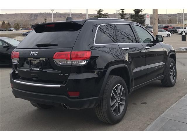 2018 Jeep Grand Cherokee Limited (Stk: 2781) in Cochrane - Image 5 of 20