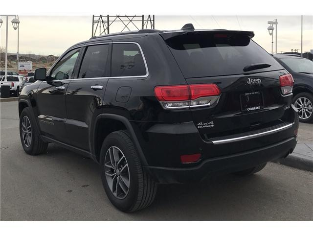 2018 Jeep Grand Cherokee Limited (Stk: 2781) in Cochrane - Image 7 of 20